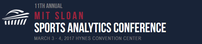 Sloan sports analytics conference