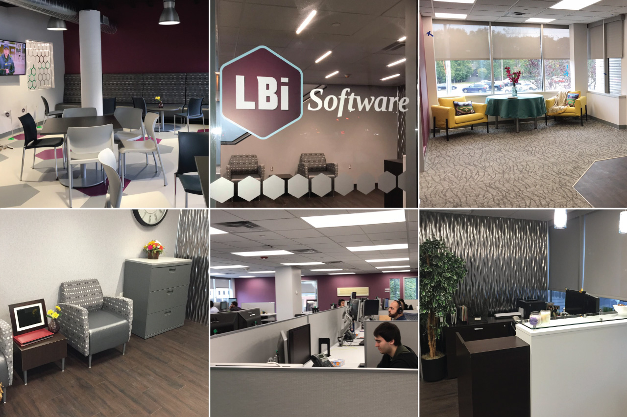 LBi Software New Building