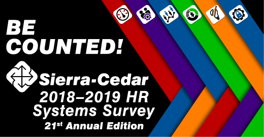 Sierra-Cedar Survey 2018